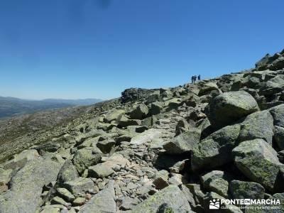 La Mira - Los Galayos (Gredos);fruto del tejo sitios visitar madrid senderos club